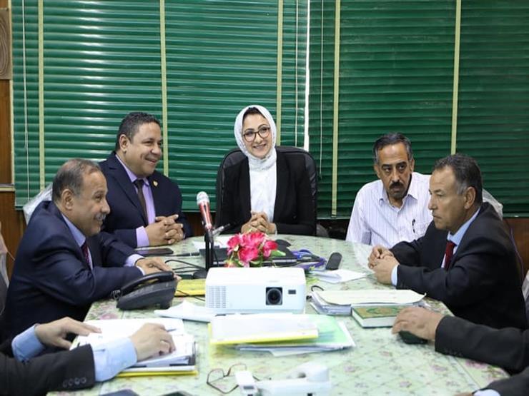 نائب محافظ الوادي الجديد تتابع الاستعدادات لامتحانات المرحلة   مصراوى