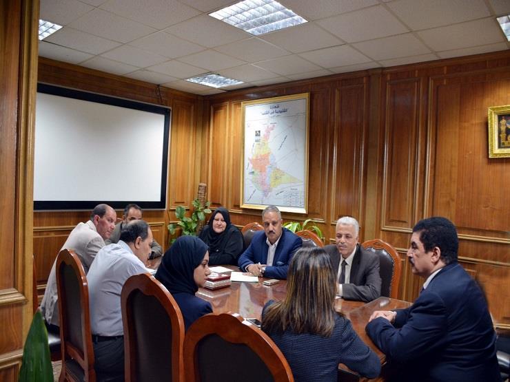 محافظ القليوبية يوقع اتفاقية تعاون لتطوير الخدمات