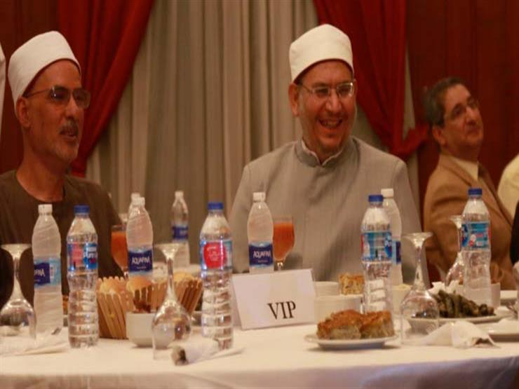 بالصور- حفل إفطار رمضاني في الكنسية الأسقفية: