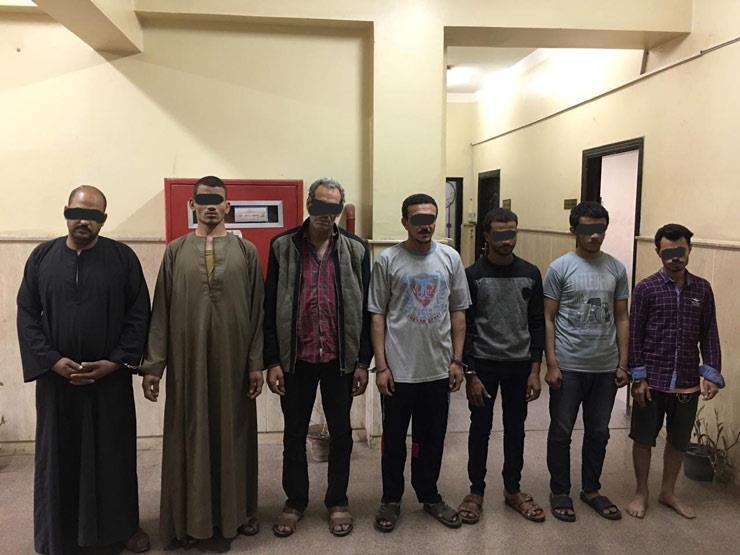 بالتفاصيل.. ضبط عصابة سرقة السيارات وتقطيعها في كفر الشيخ