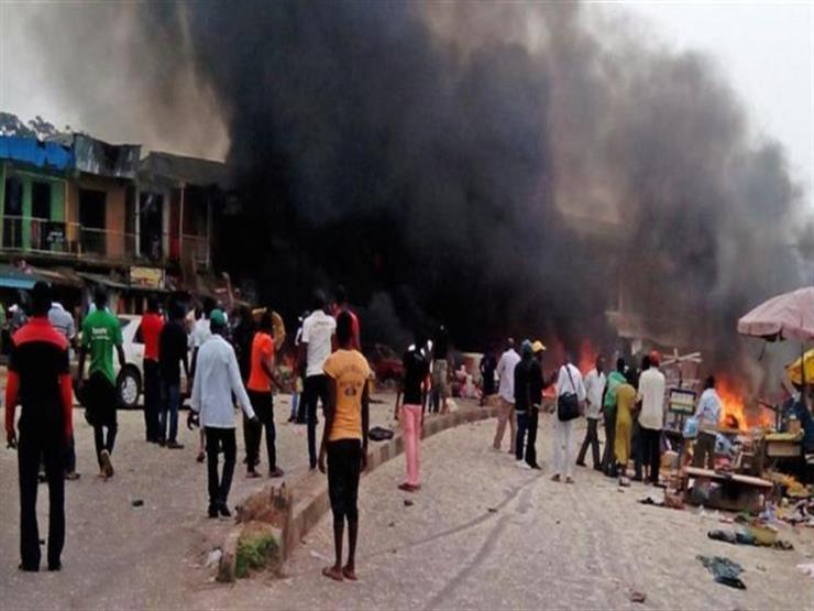 داعش  يتبنى تفجير النيجر وارتفاع حصيلة القتلى إلى 28   مصراوى