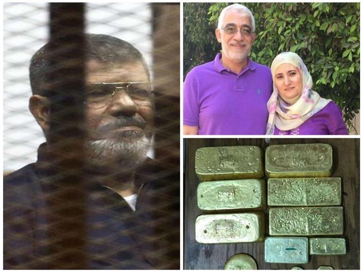 """نشرة الحوادث المسائية.. """"جريمة أسيوط وإحباط محاولة تهريب ذهب ومحاكمة مرسي"""""""