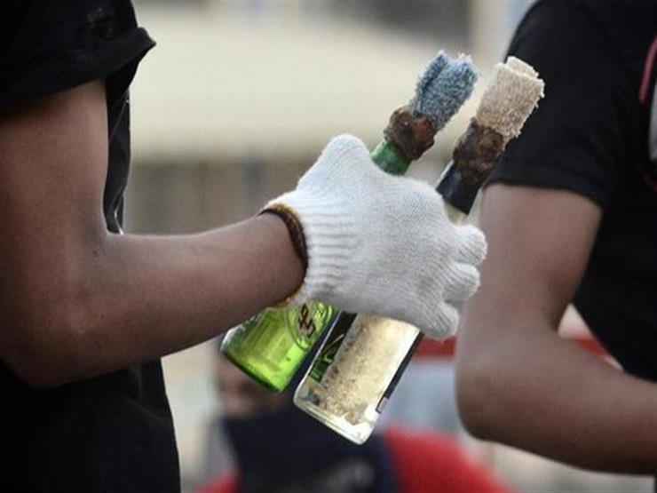 مشاجرة بالأسلحة النارية والمولوتوف بمحيط مترو فيصل