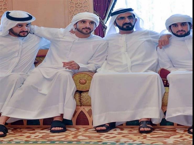 أحلام تهنئ حاكم دبي بعقد قران أبنائه