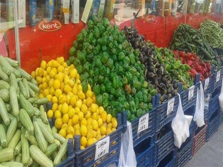تراجع الطماطم والليمون.. أسعار الخضروات بسوق العبور  خلال أسبوع
