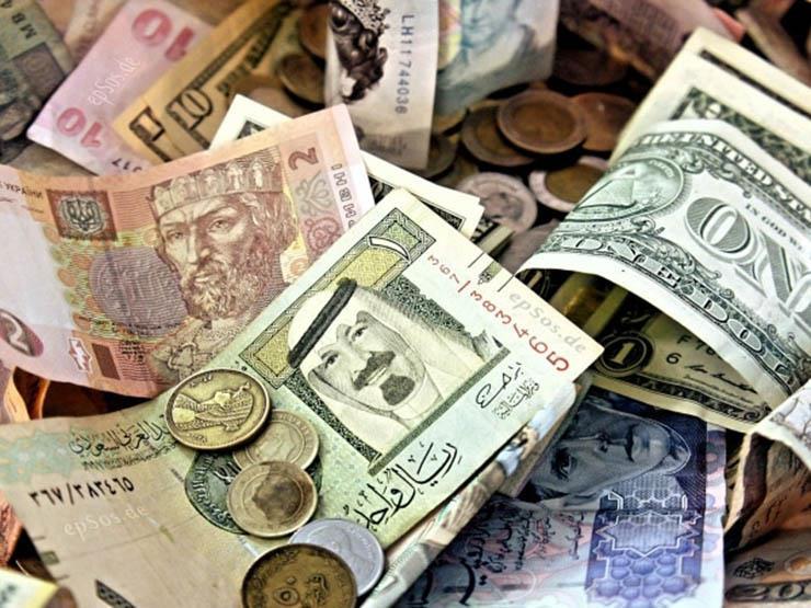 تراجع اليورو والريال السعودي.. أسعار العملات أمام الجنيه خلا   مصراوى