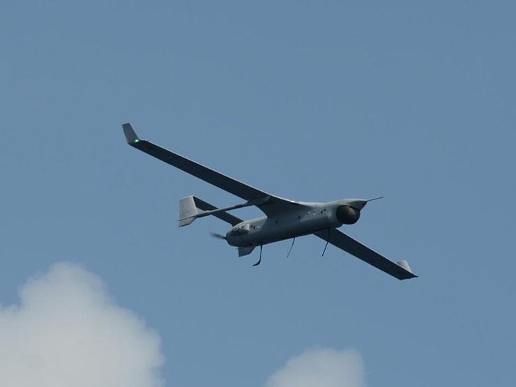 """""""دعم الشرعية"""" يسقط طائرة حوثية مسيّرة فوق صعدة"""