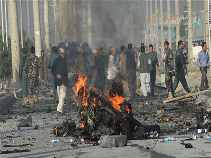 مقتل 5 أطفال في انفجار قنبلة غربي أفغانستان