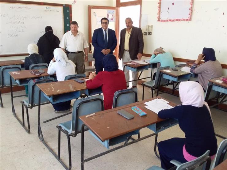 تعليم جنوب سيناء: لا شكاوى في اليوم الأول لامتحانات الدبلومات