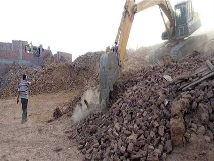 """البدء في تطوير منطقة """"موط القديمة"""" بتكلفة 24 مليون جنيه"""