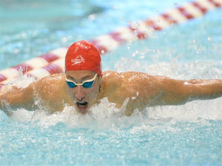 السباح علي خلف الله يتأهل إلى نهائي بطولة تراي برو للسباحة بأمريكا