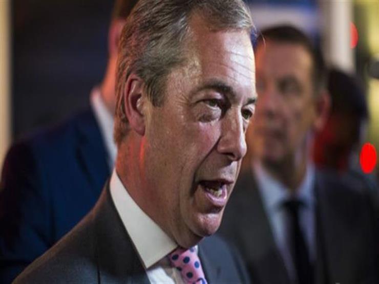 بريطانيا: نايجل فراج ينفي تأييده بوريس جونسون في مسعاه لقيادة حزب المحافظين