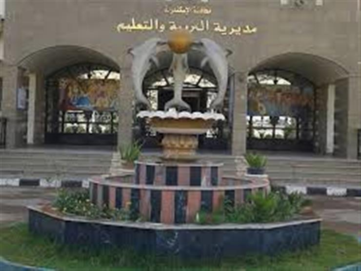 """مدارس الإسكندرية تبدأ الامتحان الورقي لأولى ثانوي.. و""""التعليم"""": مشكلة عامة"""