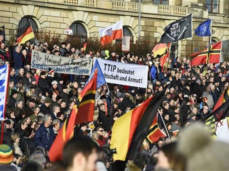 الآلاف يتظاهرون في ألمانيا ضد القومية ولأجل أوروبا موحدة