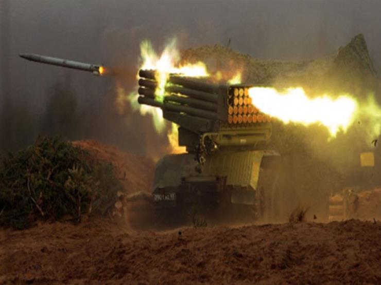 العناصر المسلحة تستهدف المناطق الآمنة في ريف حماة بالقذائف الصاروخية