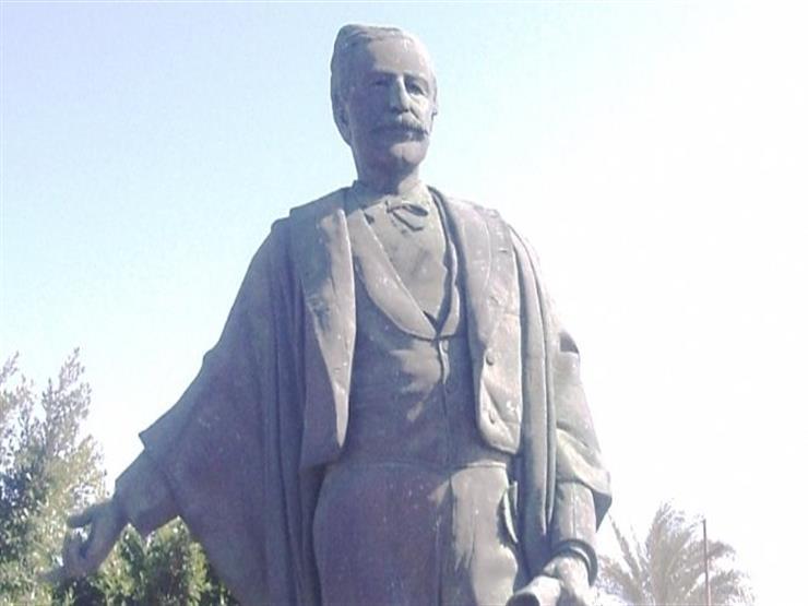 مثقفون يرفضون إعادة تمثال دليسيبس لمدخل قناة السويس   مصراوى