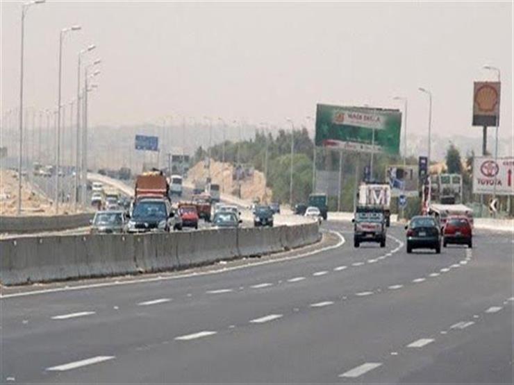 المرور: كثافة مرورية أعلى الطريق الدائري