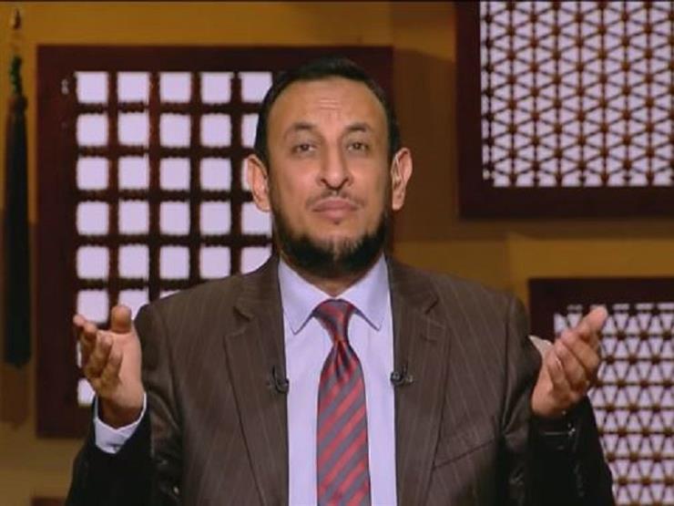 صورة بالفيديو.. رمضان عبد المعز: الله أمر سيدنا إبراهيم بحُسن الخ