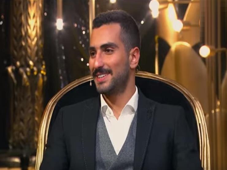 محمد الشرنوبي: عملي وعائلتي أهم الأشياء في حياتي