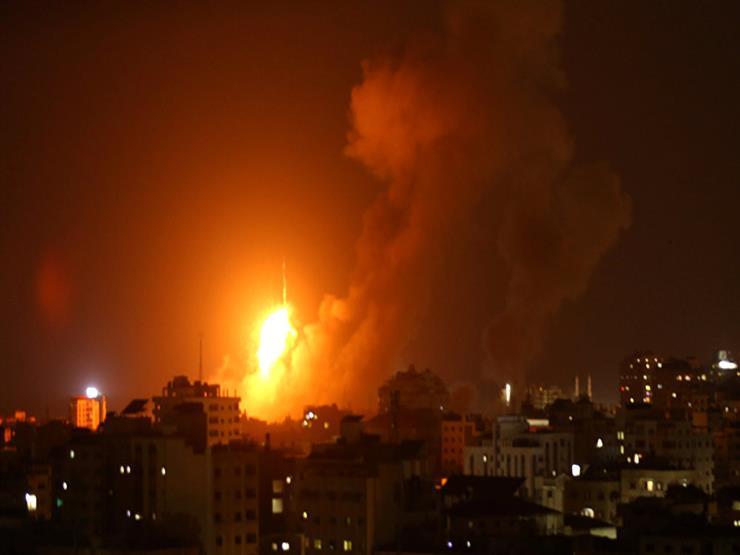 إسرائيل تشن غارات على قطاع غزة
