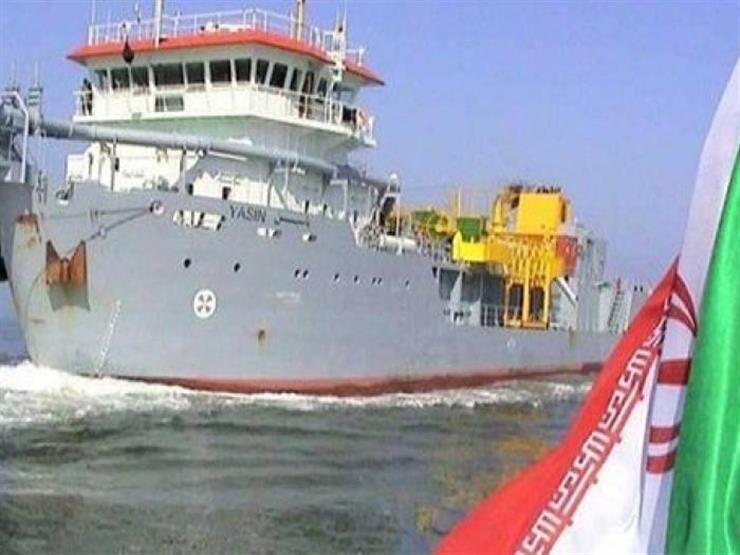 حرس الحدود السعودي ينقذ ناقلة نفط إيرانية تعطلت بالقرب من ميناء جدة الإسلامي
