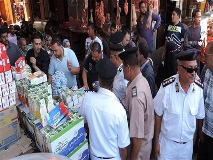ضبط 106 قضايا تموينية و24 مخبزا مخالفا في الجيزة