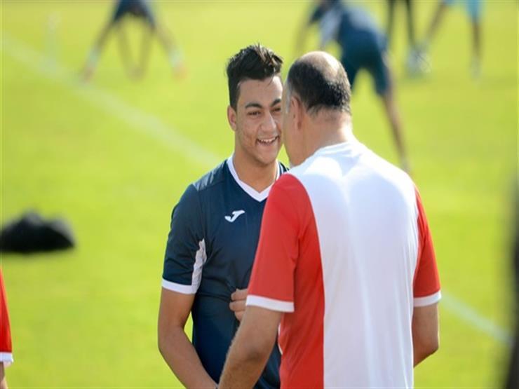 بركات: مصطفى محمد سينضم للمنتخب.. ونتابع لاعبي المنتخب الأوليمبي