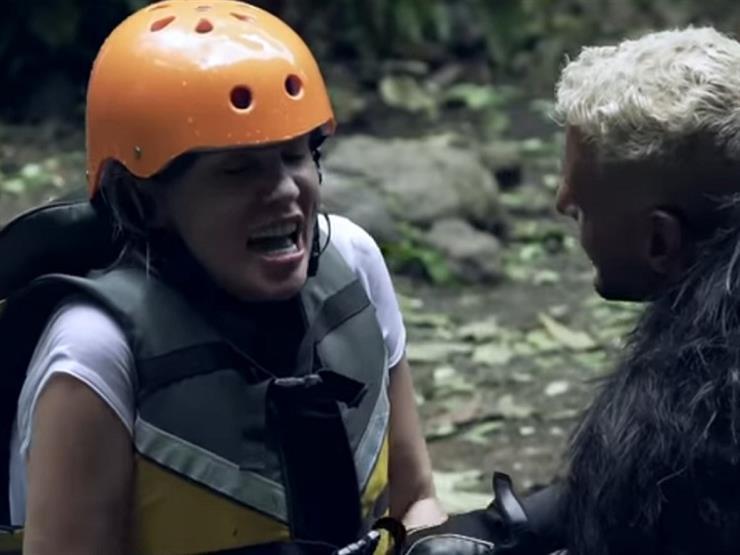 فيديو - شرين رضا تعترف: هل كشفت شخصية رامز جلال أثناء مقلب الشلال؟