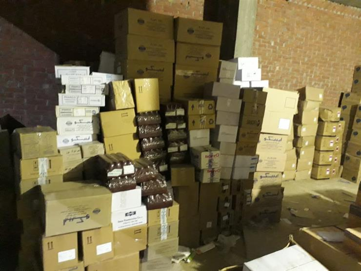 البيئة تشن حملات تفتيش على عدد من شركات الأدوية بالقاهرة الكبرى