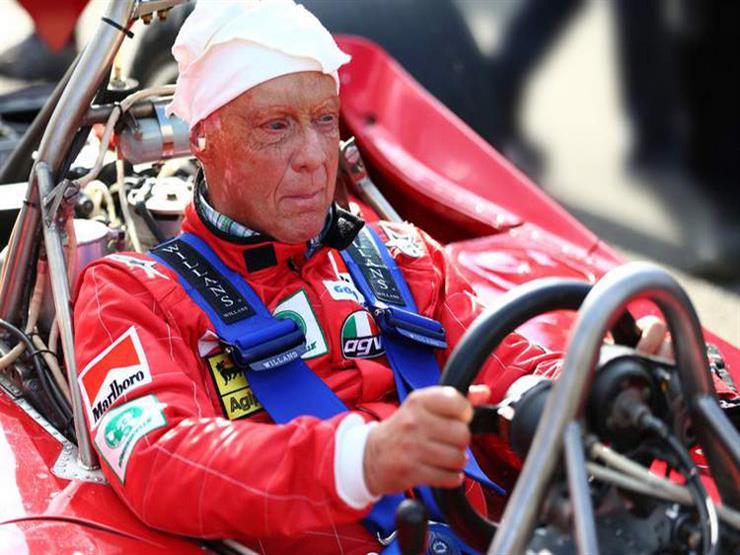 """رحيل نيكي لاودا أسطورة سباقات """"فورمولا-1"""" عن عمر يناهز 70 عامًا"""