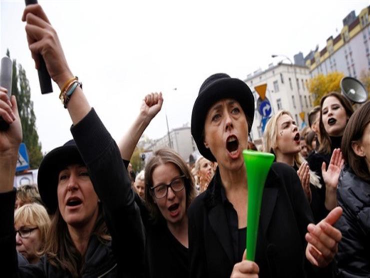 مظاهرات لمعارضي قانون حظر الإجهاض في عدة مدن أمريكية