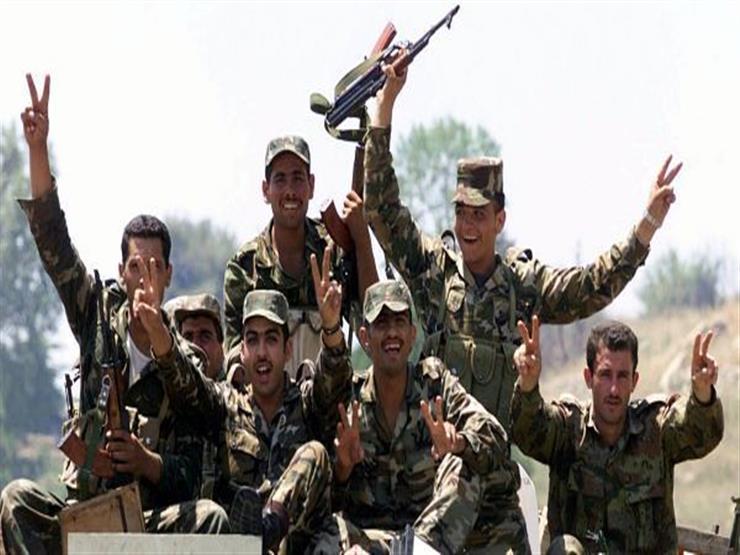 القوات السورية تعثر على أسلحة وذخائر أمريكية وتركية في ريفي دمشق ودرعا