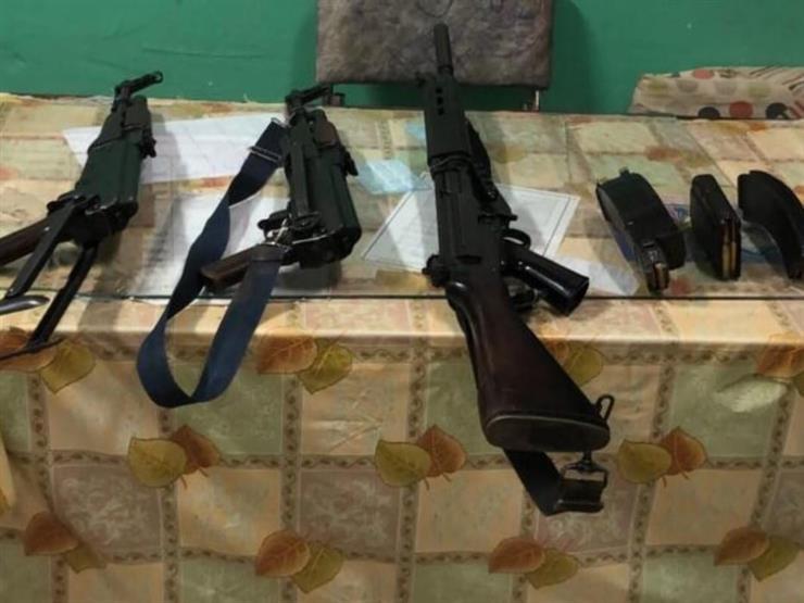 مصرع اثنين من العناصر الإجرامية الخطرة في تبادل لإطلاق النار مع الشرطة بالدقهلية