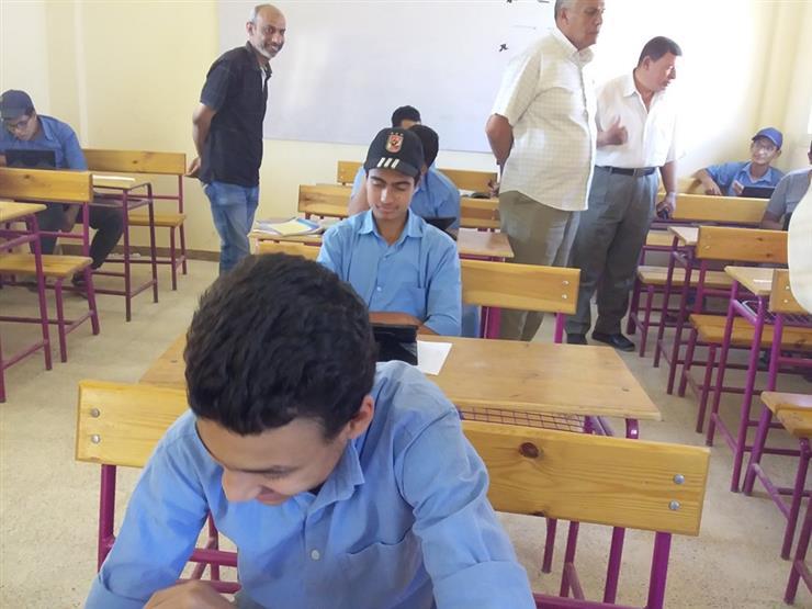 غدًا راحة لهذه المدارس من الامتحانات ..  التعليم  تطئمن طلا   مصراوى