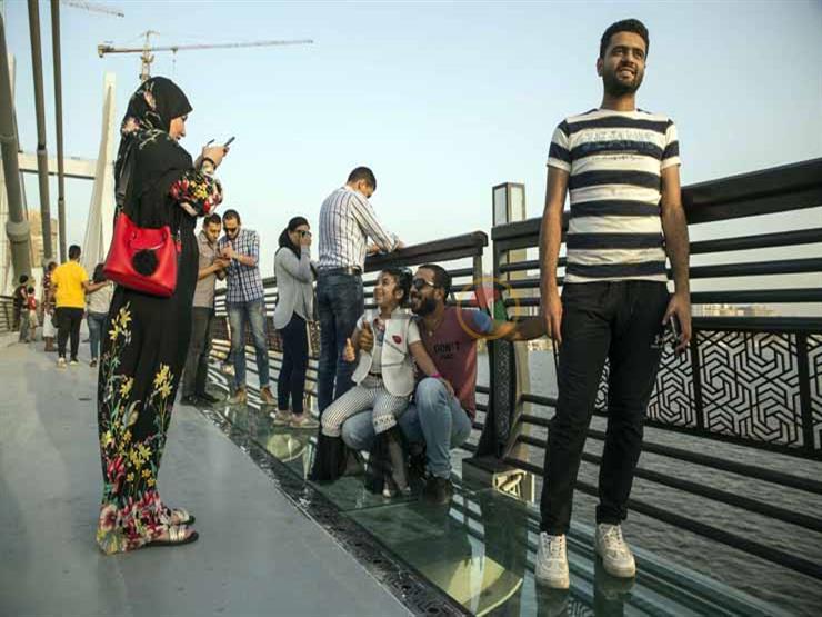 """استشاري تصميم كوبري """"تحيا مصر"""": الممشى الزجاجي آمن ويضيف لمسة جمالية"""
