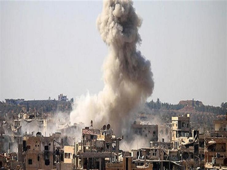 مقتل 18 مدنياً في غارات على شمال غرب سوريا تزامناً مع اشتباك   مصراوى