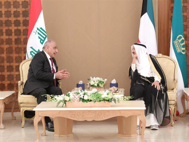 الكويت والعراق تبحثان تعزيز العلاقات الثنائية