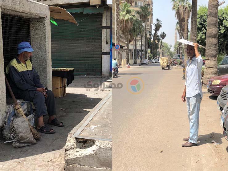 """بعد الموجة الحارة.. رئيس الأرصاد يوضح حقيقة """"القاهرة الأسخن في العالم"""""""