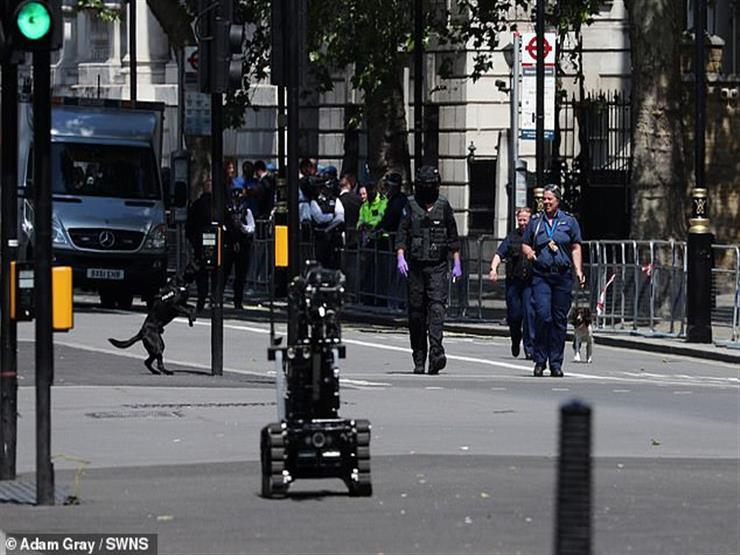 الشرطة البريطانية تعلن انتهاء فحص جسم كان مشتبها به وسط لندن