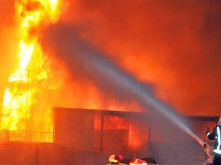 10 حرائق في كفر الشيخ بسبب الموجة الحارة