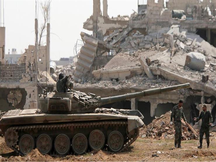 الحكومة السورية تكثف ضرباتها على المسلحين المعارضة في إدلب