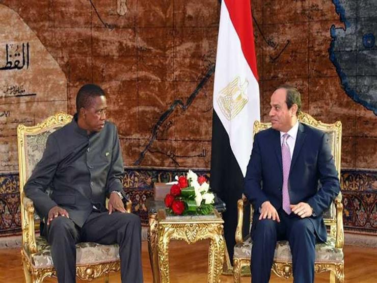 السيسي يبحث قضايا الاتحاد الأفريقي مع الرئيس الزامبي هاتفيًا