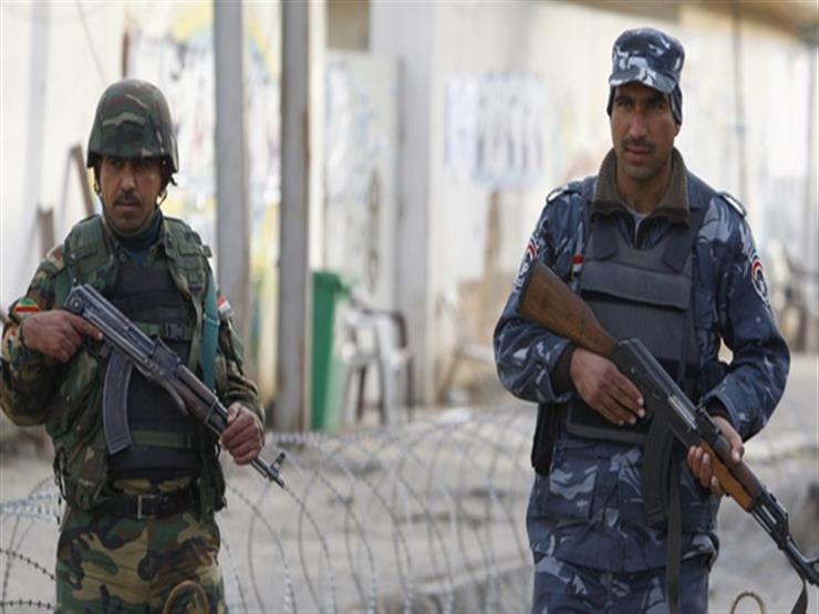مصدر عراقي: مقتل 3 من داعش وشرطيين اثنين في هجوم على حقل نف   مصراوى