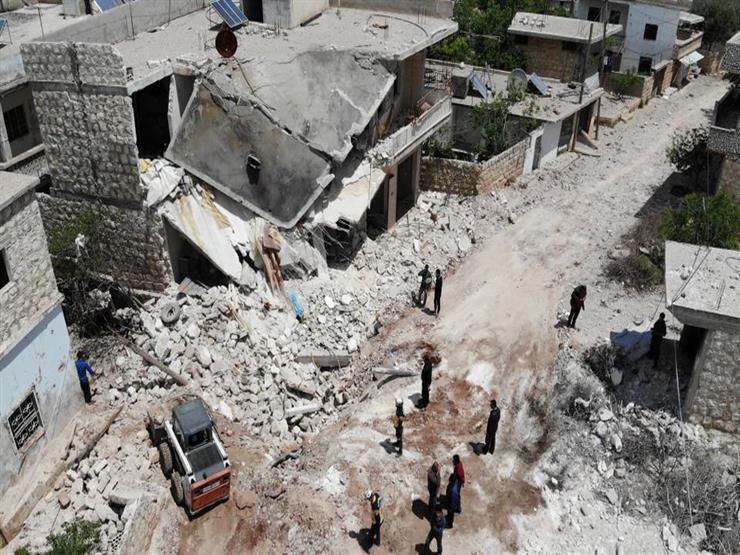مقتل 9 من المعارضة في مناطق خفض التصعيد في سوريا   مصراوى