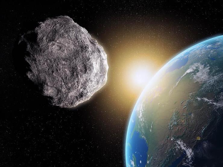 بسرعة 77 ألف كم في الساعة.. كويكب ضخم يقترب من الأرض غدًا