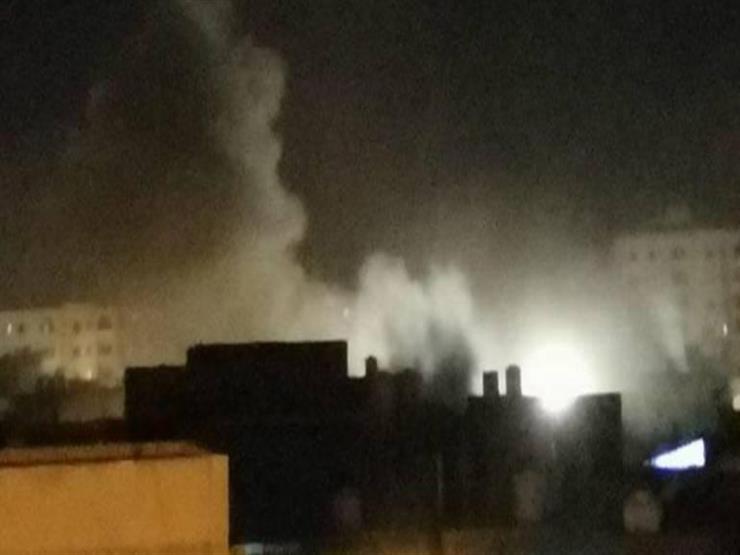 قصف مقر مجلس النواب في طرابلس