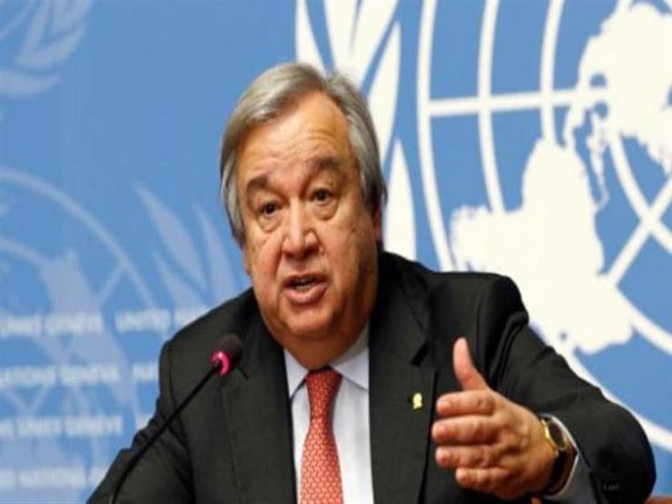 جوتيريش: يجب الضغط على الحكومات لتتحرك بوتيرة أسرع لتفادي كارثة مناخية