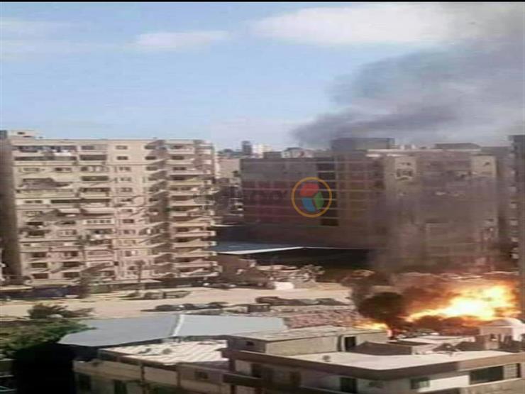 3 قرارات عاجلة من النيابة في واقعة انفجار ماسورة الغاز غربي الإسكندرية