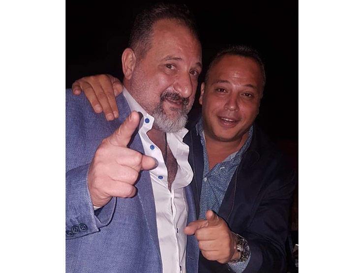 """خالد الصاوي يستعد لتصوير """"الشنطة"""" مع تامر عبدالمنعم"""