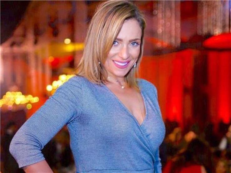 """بالفيديو- ريم البارودي ترقص في كواليس """"جوازة مرتاحة"""""""